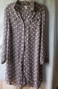 Women's XL shirt/dress